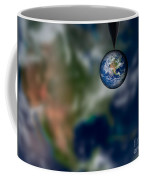 Water And Earth Coffee Mug