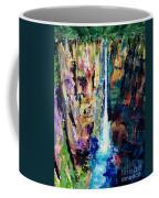 Water Falls Coffee Mug