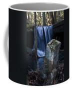 Waterfall At The Ruins Coffee Mug