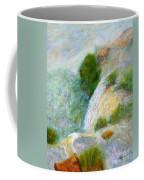 Waterfall In The Mist Coffee Mug