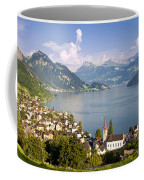 Weggis Switzerland Coffee Mug