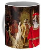 Welsh Springer Spaniel Art Canvas Print  Coffee Mug