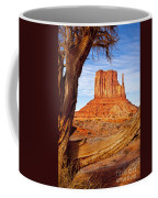 West Mitten Monument Valley Coffee Mug