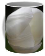 White Tulip 4 Coffee Mug