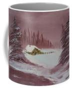Whose Woods Coffee Mug
