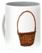 Wicker Basket Number Twelve Coffee Mug