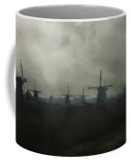 Windmills Coffee Mug by Joana Kruse