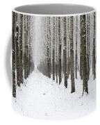 Winter Alley Coffee Mug
