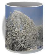Winter In Oregon Coffee Mug