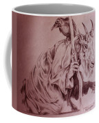 Wise Old Goat Coffee Mug