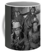 Wwii: Tuskegee Airmen, 1945 Coffee Mug