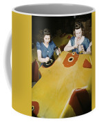 Wwii Workers, 1942 Coffee Mug