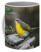 Yellow-breasted Chat Coffee Mug