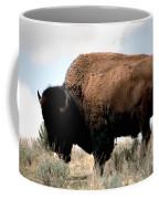 Yellowstone Bison Coffee Mug