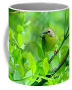 Yellowthroat Coffee Mug
