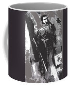 Youthful Female Soldier Armed  Unknown Mexico Location 1915-1920-2014 Coffee Mug