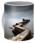 Zig-zag Pier Coffee Mug