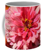 Zinnia From The Whirlygig Mix Coffee Mug