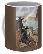 Battle Of Bunker Hill, 1775 Coffee Mug