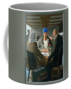 20. Jesus Appears At Emmaus / From The Passion Of Christ - A Gay Vision Coffee Mug
