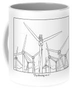Try Blowing On It Coffee Mug