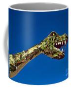 2015 Rose Parade Float Showing A Dragon 15rp040 Coffee Mug