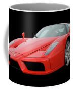 2002 Enzo Ferrari 400 Coffee Mug