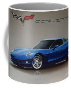 2005 Corvette Coffee Mug