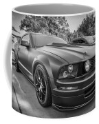 2005 Ford Mustang Convertible Bw  Coffee Mug