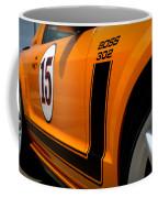 2007 Ford Mustang Saleen Boss 302 Coffee Mug