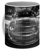 2007 Ford Mustang Shelbygt 500 427 Bw Coffee Mug