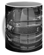 2007 Ford Shelby Gt 500 Mustang Bw Coffee Mug