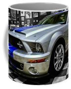 2008 Ford Mustang Shelby Coffee Mug