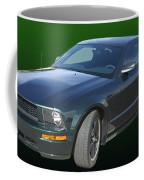 2008 Mustang Bullitt Coffee Mug