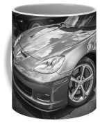 2010 Chevy Corvette Grand Sport Bw Coffee Mug