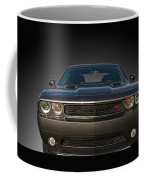 2012 Dodge Challenger Classic Coffee Mug