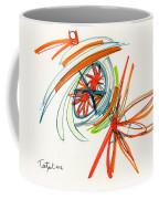 2012 Drawing #24 Coffee Mug