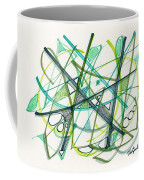 2012 Drawing #34 Coffee Mug