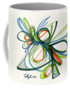 2012 Drawing #35 Coffee Mug