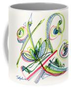 2012 Drawing #36 Coffee Mug
