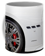 2012 Maserati Gran Turismo S Coffee Mug