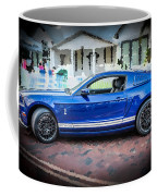 2013 Ford Mustang Shelby Gt 500  Coffee Mug