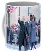 2013 Inaugural Parade Coffee Mug by Ava Reaves