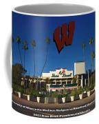 2013 Rose Bowl Pasadena Ca Coffee Mug