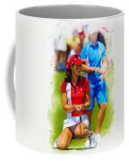 2013 Solheim Cup - Michelle Wie Coffee Mug