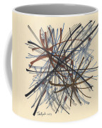 2014 Abstract Drawing #8 Coffee Mug
