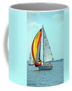 Anemone And Defiant Coffee Mug