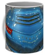 2014 Porsche 911 Carrera S Blue Coffee Mug