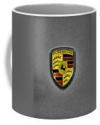 2014 Porsche Cayman S  Logo Coffee Mug
