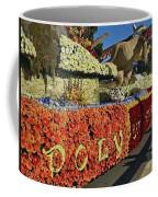 2015 Cal Poly Rose Parade Float 15rp052 Coffee Mug